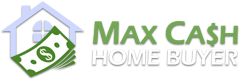 Max Cash Home Buyer Logo